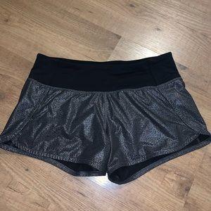 LULULEMON Shimmer Shorts